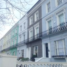 Notting Hill, London, England - photo credit: Samantha Ingarfield Notting Hill, London England, Photo Credit, Building, Buildings, London, Construction, Architectural Engineering