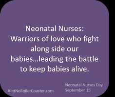 for all the U of M NICU nurses that took care of my son 12 years ago...angels on earth!!!!!