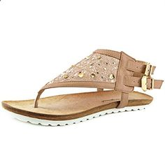 online shopping for Nature Breeze Women's Urban Lace & Sequin Thong Sandals Flat Mesh Rhinestone Sandal Shoes from top store. See new offer for Nature Breeze Women's Urban Lace & Sequin Thong Sandals Flat Mesh Rhinestone Sandal Shoes Nike Sandals, Flat Sandals, Gladiator Sandals, Beige Shoes, Rhinestone Sandals, Chunky High Heels, Clearance Shoes, Girls Sneakers, Fashion Pictures