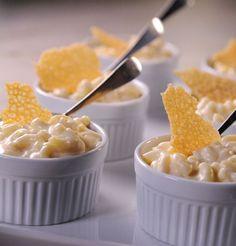 Frico cheese crisps