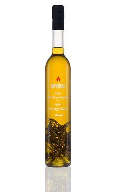 Seventeen - Biberiye çeşnili natürel sızma zeytinyağı - 500 ml