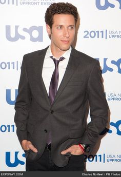Paulo Costanzo from Royal Pains
