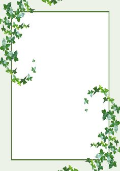 Lit Template - Ivy Leaves by rockgem on deviantART