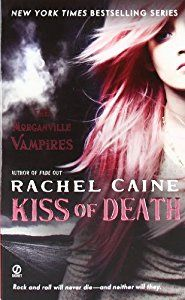Buy a cheap copy of Kiss of Death book by Rachel Caine. Summary:A new chapter in the New York Times bestselling Morganville Vampires saga. Vampire musician Michael Glass has attracted the attention of a big- time... Free shipping over $10.