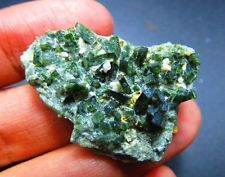 43.65CT Green Diopside Crystal Specimen Minerals From PK 10  get...