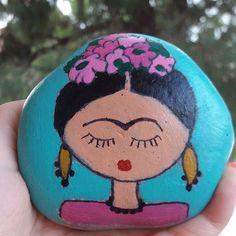 "Viva la vida ❤ son calismam,my last try : ""Frida Kahlo"" #vivalavida #fridakahlo…"