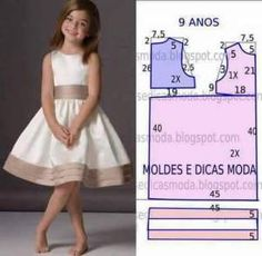 Dress patterns for girls