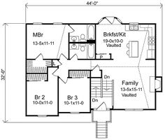 f72bfd4a50b4ff08ebe359f16470fd7e house floor plan design house floor plans split level house plans three bedroom split level (hwbdo67425,House Plans For Split Level Homes