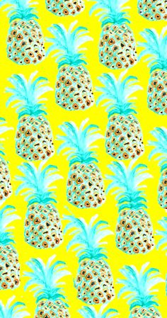 patterns.quenalbertini: Pineapple pattern - bouffants&brokenhearts.com | coquita
