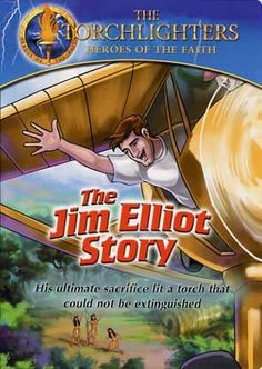 Torchlighters: The Jim Elliot Story DVD | In 1956, news from the steamy jungles of Ecuador spread rapidly around the world. | NestLearning.com