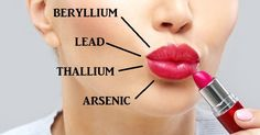 18 Lipstick Brands Full With Cancerous Chemicals via @Mamabeeblog
