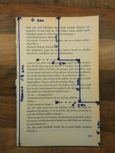 Oh Tannenbaum, oh Tannenbaum…DIY Buch upcycling - pabloescobar Old Book Crafts, Book Page Crafts, Paper Crafts, Book Christmas Tree, Book Tree, Xmas Tree, Folded Book Art, Paper Book, Recycled Books