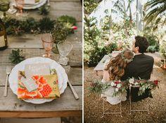 decoração de jardim para casamentos - Invista nos pequenos detalhes para tornar a atmosfera mais romântica.