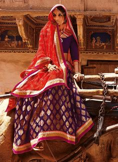 Maiden India : Photo Lehenga