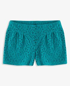 I have shorts like these but they're pink
