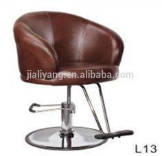 Estilo antigo cadeiras do salão de beleza/salão de beleza cadeira de espera/cadeira de barbeiro do salão de beleza para as mulheres L13