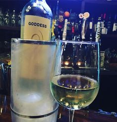 I went with the Goddess because obvi. Cheers y'all! Come hang out and prepare yourselves for fabulousity!! #TashaVainAndTheDivas #BrickRoomSBY