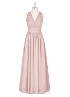 cdc5482c35f Shop Azazie Bridesmaid Dress - Glenna in Chiffon. Find the perfect made-to-