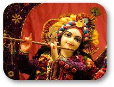 Daily Darshan (24-08-13) Sri Sri Krishna @ISKCONNVCC, Pune