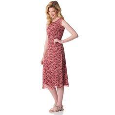 Mesh-Kleid mit Drapierung