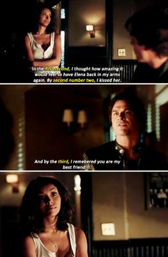 #TVD 7x01 - Do you know how long 3 seconds are in a life and death situation?
