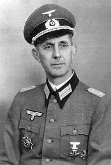 Wehrmacht General Heinz von Randow