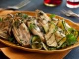 Cooking Channel serves up this Grilled Mixed Vegetables recipe from Debi Mazar and Gabriele Corcos plus many other recipes at CookingChannelTV.com
