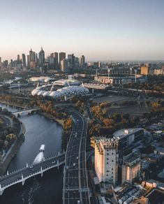 Melbourne Victoria Australia. #city #cities #buildings #photography