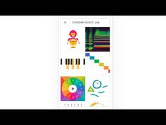 Internet - Products: Chrome Music Lab Turns Web Users Into Composers
