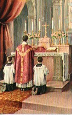 Why the Tradiitonal Latin Mass?  The disastrous effects and loss of faith due to Vatican II and the Novus Ordo Missae (new Mass of the 1960s) are obvious.