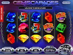 Jetzt ausprobieren absolut kostenlos Spielautomat Gemscapades - http://freeslots77.com/de/gemscapades/