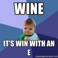 Its all about Wine