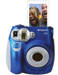 The new Polaroid 300 Instant Camera has everything you loved about instant photography back in a fun and one-of-a-kind Polaroid way.