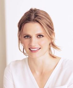 Stana Katic - photos from The Beauty of Storytelling with Olay and ELLE