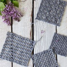 Learn 5 new lace knitting patterns just in time for summer.  Bonus pattern on how to turn your favorite pattern into a gorgeous lace shawl.
