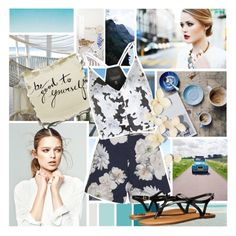 """""""Be good to yourself. #OOTD"""" by elizabeth4ever ❤ liked on Polyvore featuring Seed Design, Finders Keepers, Topshop and Fergalicious"""