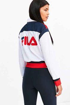 FILA + UO Drew Track Jacket