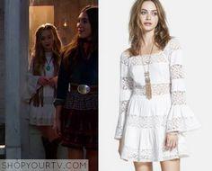 Girl Meets World: Season 2 Episode 21 Maya's White Lace Dress