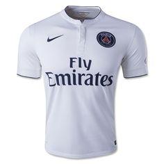 Paris Saint-Germain 14/15 Away Soccer Jersey