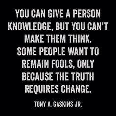 Tony Gaskins Quote For more, please check out my FB page: https://www.facebook.com/ChanceofSarcasm