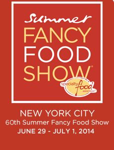 North America's Largest Specialty Food & Beverage Event will be in New York City from June 29 - July 1, 2014 and Sweet Carol Ann's Fudge It will be there! We look forward to seeing you at booth #5157!