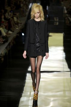London Fashion Week Spring 2015 - Best London 2015 Runway Fashion