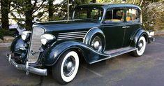 Survivor Or Restored: 1934 Buick Club Sedan - http://barnfinds.com/survivor-or-restored-1934-buick-club-sedan/