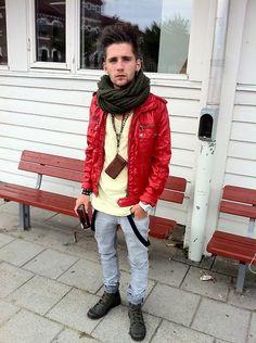 men style...harsh