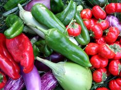 Assorted Veggies jigsaw puzzle. Photo by Kenny Point
