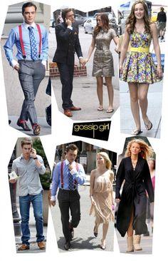 A terceira temporada de Gossip Girl só começa dia 14 de setembro, mas essa semana as gravações foram retomadas em NY e com isso um sopro de alegria em nossos corações sedentos de saudade de Chuck Bass! A contar pelas primeiras fotos, a paixão de Chuck+Blair ultrapassou o verão nos Hamptons e continua firme e …