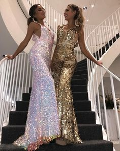 We show up to stand out 💁♀ shop this look ➡ Prom Dresses Homecoming Dresses Long, Pageant Dresses, Bridesmaid Dresses, Homecoming Queen, Graduation Dresses, Formal Cocktail Dress, Gowns Online, Silver Dress, Celebrity Dresses