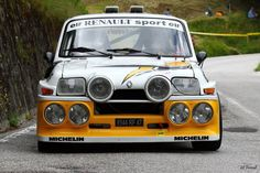 #Lima Abetone 2011 Renault 5 Gt Turbo, Automobile, Turbo Car, Rally Car, Courses, Cars And Motorcycles, Cool Cars, Race Cars, Super Cars