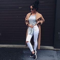Image de fashion, style, and outfit Fashion Mode, Daily Fashion, Fashion Outfits, Womens Fashion, Fashion Trends, Fashion Inspiration, Net Fashion, Fashion Lookbook, Fashion 2018