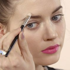 Eye Makeup Tips.Smokey Eye Makeup Tips - For a Catchy and Impressive Look Makeup Needs, Love Makeup, Diy Makeup, Makeup Tips, Makeup Looks, Makeup Tutorials, Beauty Tips Easy, Beauty Hacks, All Things Beauty